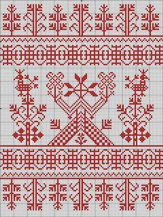 Блог о вышивке Александры Колпаковой: Древнее божество - Макошь