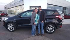 Thank you, Deborah and Joshua for the opportunity to help you with your new 2017 FORD ESCAPE!  All the best, Kunes Country Ford Lincoln of Delavan and MICHAEL GILLINGHAM.