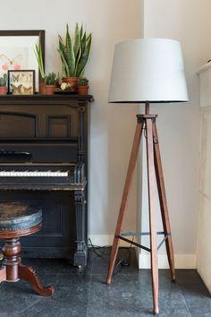 Dutchbone Lampa Podłogowa Rif 5100041 : Lampy stojące : Sklep internetowy Elektromag