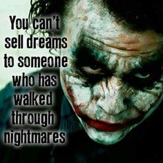 Joker quote ♡