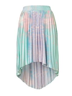 Topshop- Earthe Printed Dip Back Skirt, us.topshop.com <3