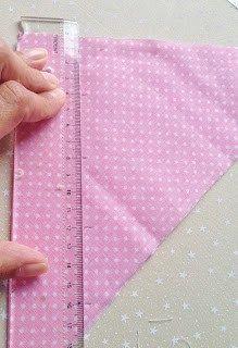 Dica, como fazer um viés em tecido rápido em casa.