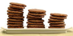 Not Too Sweet:  Buckwheat Cookies from the LA Times