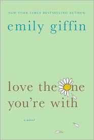 This was a really great book.  Emily Giffin is one of my favorite writers.