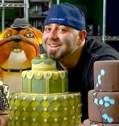 Duff Goldman - sugar master, marketing genius
