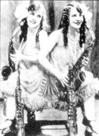 The Hilton sisters were originally from Brighton. The conjoined twins were sold to Mary Hilton by their mother when they were two weeks old to be trained for life as a sideshow novelty – effectively sold into slavery. The girls were taken to America and from early in their careers were headlining Vaudeville productions. At the peak of their career they were said to be earning 5,000 dollars a week.