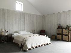 Casa De Magnolia: Inredningsdesign i form av snedtak - Feng Shui