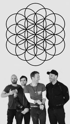 Image about wallpaper in coldplay by 호빵 on We Heart It Chris Martin Coldplay, Coldplay Tattoo, Coldplay Albums, Love Band, Great Bands, Cool Bands, Sky Full Of Stars, Look At The Stars, Black White