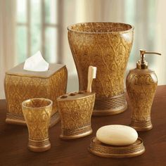 Croscill Villanova Gates Bath Collection The Accessories Feature Graceful Contours A