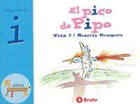 El pico de Pipo : juega con la i. Beatriz Doumerc. Bruño, 2011