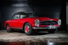 1968 Mercedes-Benz SL Pagode | Marché de Classic Driver