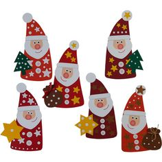 Stuff maker first sticking Santa Claus Stuff Maker First Glue Santa Claus Handmade Christmas Crafts, Christmas Crafts For Kids, Christmas Decorations, Noel Christmas, Christmas Gifts, Christmas Ornaments, Small Balloons, Navidad Diy, Christmas Templates