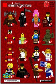 Lego Custom Minifigures, Lego Minifigs, Legos, Pokemon Lego, Lego Mario, Lego Memes, Lego Creator Sets, Lego Truck, Lego People