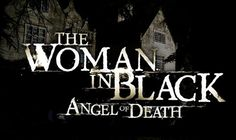 The Woman in Black Angel of Death GIVEAWAY ends 12/29 Includes a sleeping bag, fleece hoodie, mini poster and $25 Fandango gift card