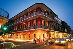 Bluegreen Club La Pension in New Orleans - ooohhh this is where we are going to be staying!!