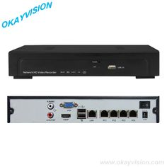 High quality 4 Channel FULL 1080P POE NVR, P2P Onvif 1080P POE NVR