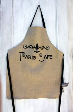 French Country Apron