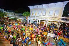 Fantasy Fest Parade - Key West, FL