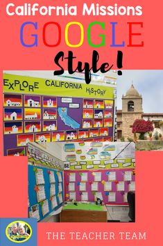 Try Google California Mission resources instead of the old California missions models! Add a fun art project and you're ready for Open House!