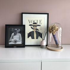 VT wonen Old pink dressingroom
