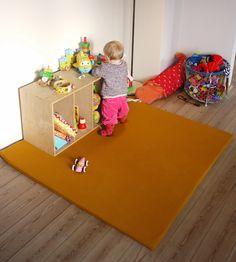www.skumhuset.dk legemadras gulvmadras børnemadras økologisk bomuld Kvadrat øko-tex koldskum skumgummi kravlegårdsmadras