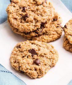 Flourless Chocolate Chip Cookies Recipe