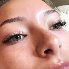 Novalash eyelash extensions classic natural look by marissa mueck - Beauty Tips For Face - Beauty Tips For Face, Best Beauty Tips, Beauty Hacks, Face Beauty, Natural Eyelashes, False Eyelashes, Permanent Eyelashes, Eyelash Extensions Classic, Natural Looking Eyelash Extensions