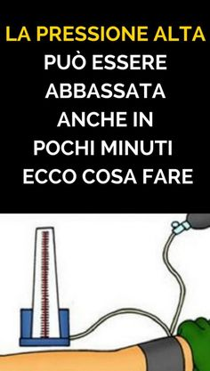 La pressisone alta può essere abbassata anche in pochi minuti – Ecco cosa fare Slim Body, Natural Health, Natural Remedies, Health Tips, The Cure, Beauty Hacks, Medicine, Health Fitness, Stress