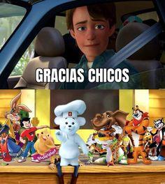 Best Memes, Dankest Memes, Jokes, Funny Images, Funny Pictures, Humor Mexicano, Barbie, Spanish Memes, Cartoon Styles