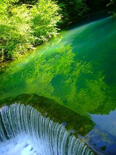 Krupaja Spring, Serbia   - Explore the World, one Country at a Time. http://TravelNerdNici.com