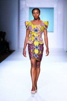 MTN lagos fashion and Design week 2012: Iconic invanity