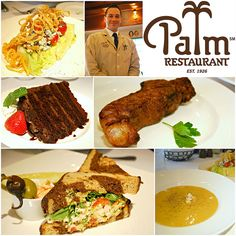 What's Cookin, Chicago?: The Palm Restaurant {Review}