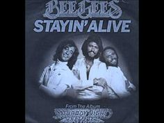 Stayin' Alive - Bee Gees - 8Bit