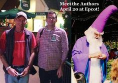 """The easy Guide Team - Dave, Josh and Jim!   Although the """"meet and greet"""" is over with ... you might still enjoy reading this brief post about the authors ... if for no other reason than to determine who the guy on the right is!"""
