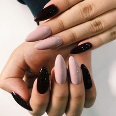 BOOM - 48 Fascinating Nails You Need To See Boom! Here are 48 Fascinating Nails You Need To See! All of these nails are lovely and currently are some of the most trending nails online White Nails, Pink Nails, My Nails, Black Nails, Glitter Nails, Perfect Nails, Gorgeous Nails, Stylish Nails, Trendy Nails
