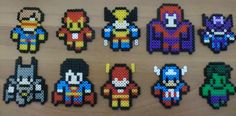 Mini superheroes by Ziano87 on deviantART