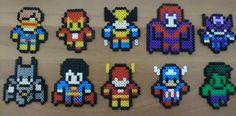 Mini superheroes by Ziano87 on deviantART
