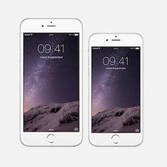iPhone 6 et 6 Plus : présentation et video officielle