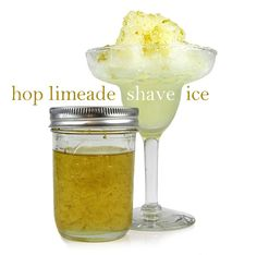 Hop Limeade Shave Ice recipe!
