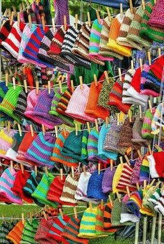 nice way to display small textiles. #displays More