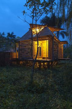 A Bamboo House That Weathers Storms | Co.Design | business + design