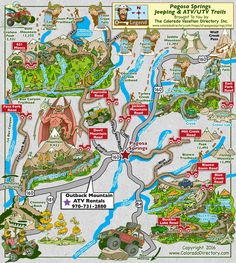 Pagosa Springs, ATV & Jeeping, Trails Map, CO, Colorado Vacation Directory Nitro Circus, Triumph Motorcycles, Custom Motorcycles, Estes Park, Monster Energy, Colorado Springs Camping, Colorado Trip, Ducati, Mopar