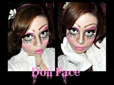 Halloween & Costume Makeup Looks Compilation