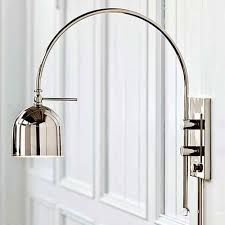 Interior HomeScapes offers the Arc Wall Sconce by Regina Andrew Design. Visit our online store to order your Regina Andrew Design products today. Arch Lamp, Bright Homes, Modern Wall Sconces, Unique Lamps, Burke Decor, Bedroom Lamps, Sconce Lighting, Task Lighting, Cool Walls