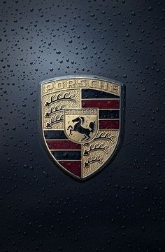 The Porsche 911 is a truly a race car you can drive on the street. It's distinctive Porsche styling is backed up by incredible race car performance. Porsche 911, Porsche Logo, Porsche 918 Spyder, Porsche Carrera Gt, Porsche Panamera, Porsche Classic, Symbol Auto, Wallpaper Carros, Supercars