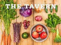 Featuring Organic Produce whenever possible, so that your food is fresh, healthy, and fantastic! www.thetavernftworth.com