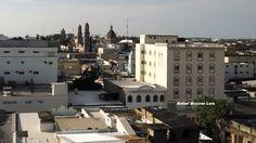 Panoramica desde el Edificio Brito