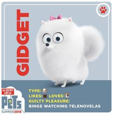 Illumination Entertainment and Universal Pictures present THE SECRET LIFE OF PETS, a comedy about the lives our pets lead after we leave for work or school each day., Eric Stonestreet and Kevin Hart. In theaters July Cute Funny Animals, Funny Dogs, Cute Dogs, Kevin Hart, Secret Life Of Pets, Secret Live, Famous Dogs, Funny Picture Quotes, Zoo Animals