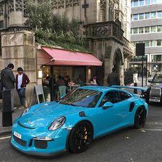 Blue RS. #Porsche #911 #GT3RS