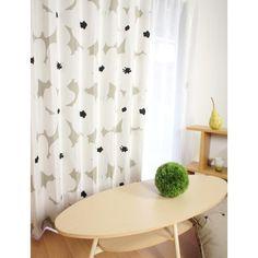 北欧デザインの通販 遮光カーテン<100サイズから選べる!>びっくりカーテン